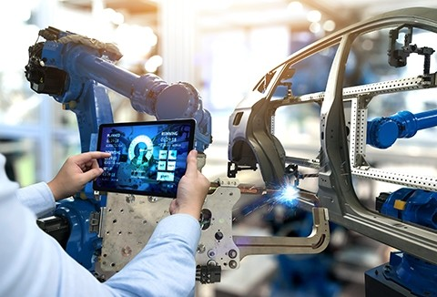 digital manufacturing operation