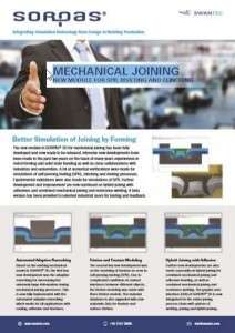 Simulation_Mechanical_joining_SORPAS